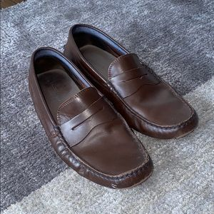 Lacoste Brown Loafers